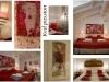 Hotel Al Fagiano Padova: Camere Rosso Passion