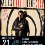 Tour Alex Britti Padova 2014