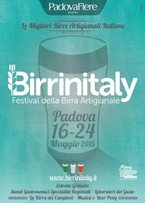 BirrinItaly 2015 Padova Fiera Birra Artigianale