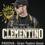 Clementino Padova 2014 Mea Culpa tour