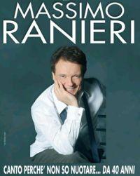 Concerto Massimo Ranieri Padova 25/04/2010