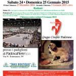 Esposizione Canina Padova 2015