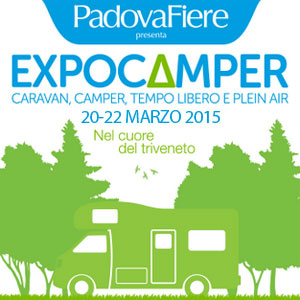 Fiera Expo Camper 2015 Padova
