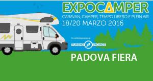 Fiera Expo Camper 2016 Padova