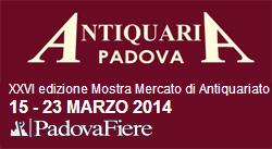 Fiera Antiquaria 2014 Padova