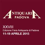 Fiera Antiquaria Padova 2015
