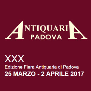 Fiera Antiquaria Padova 2017