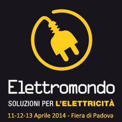 Elettromondo 2014 Padova Fiere