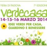 VerdeCasa 2014 Padova Fiera