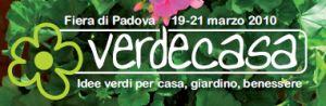 VerdeCasa 2010 a Padova Fiera