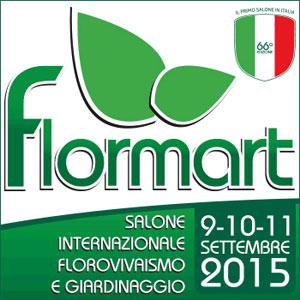 Flormart 2015 Padova Fiera