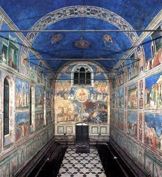 Dipinti Giotto Cappella degli Scrovegni