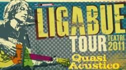 Padova Ligabue, Quasi Acustico - Tour Teatri 2011