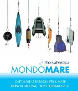 MondoMare Padova (Salone nautica, pesca, subacquea)