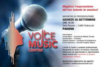 Padova Voice Music Center