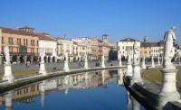 Canale e Statue Prato della Valle