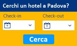 ricerca hotel a Padova