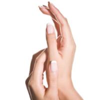 Ricostruzione unghie mani