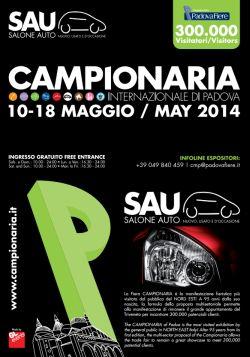 SAU Salone Auto 2014 Padova