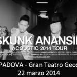 Skunk Anansie Padova 2014