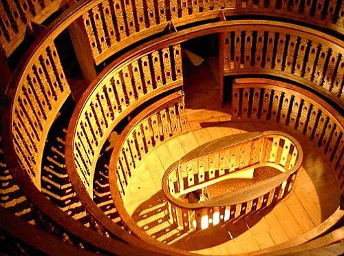 Teatro Anatomico Palazzo Bo Padova