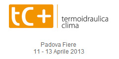 Fiera Termoidraulica Clima Padova 2013