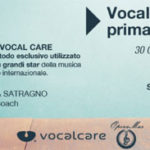 One Day Seminar Padova Vocal Care 2016